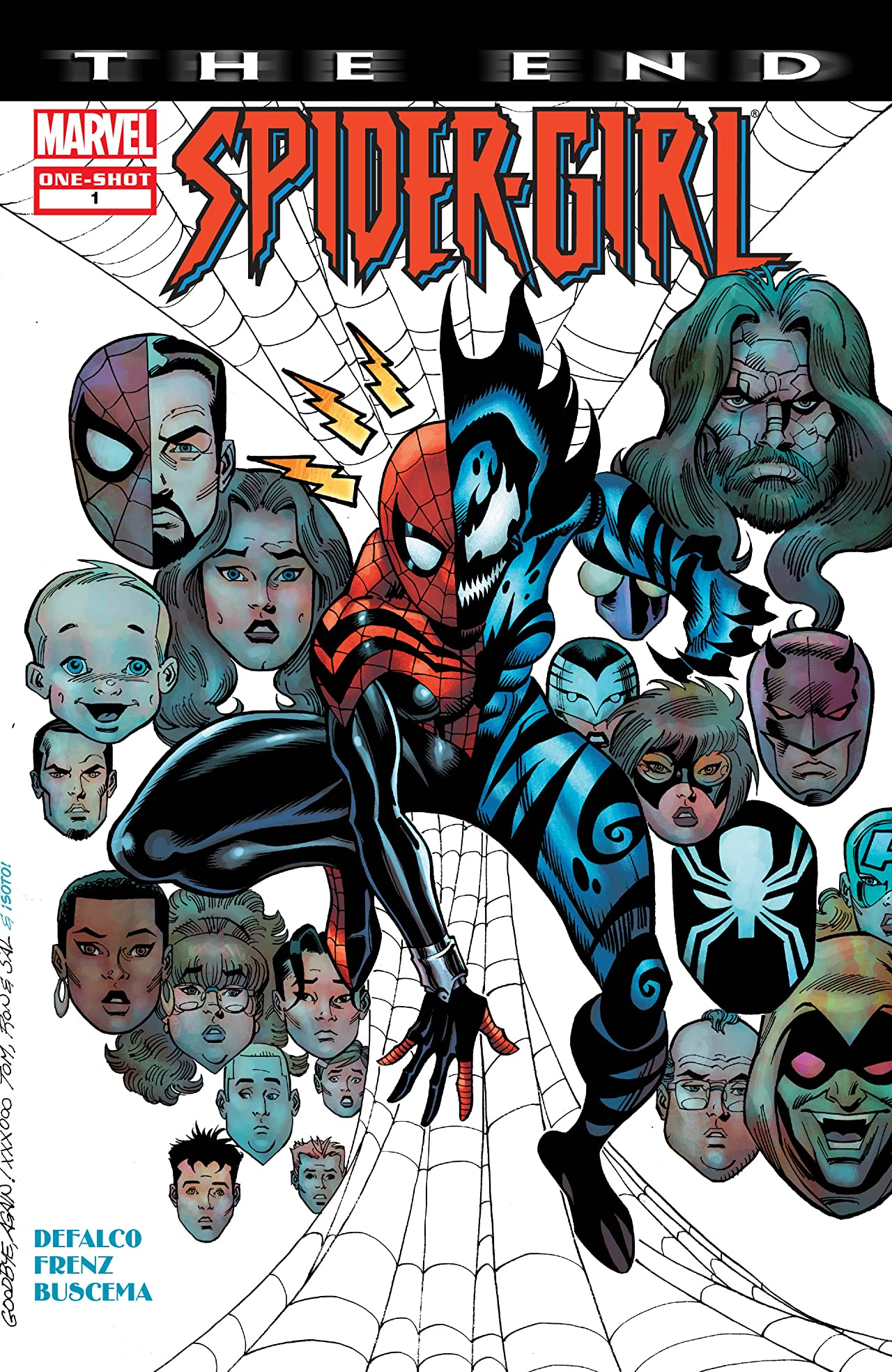 Spider-Girl: The End (2010) #1