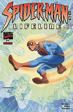 Spider-Man: Lifeline (2001) #1 (of 3)