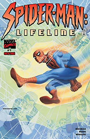 Spider-Man: Lifeline (2001) #1 (of 3)