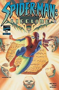 Spider-Man: Lifeline (2001) #2 (of 3)