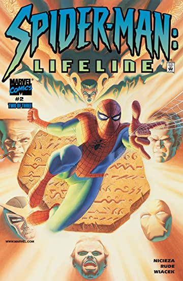 Spider-Man: Lifeline (2001) #2 (of 3)