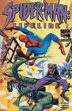 Spider-Man: Lifeline (2001) #3 (of 3)