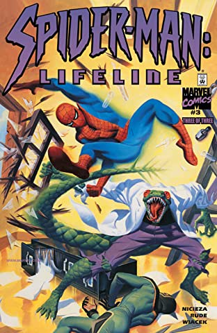 Spider-Man: Lifeline (2001) #3 (of 3)