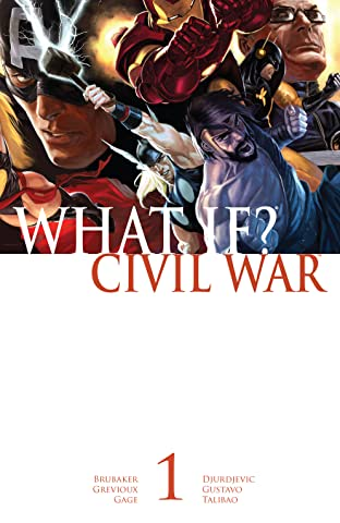 What If? Civil War (2007) #1