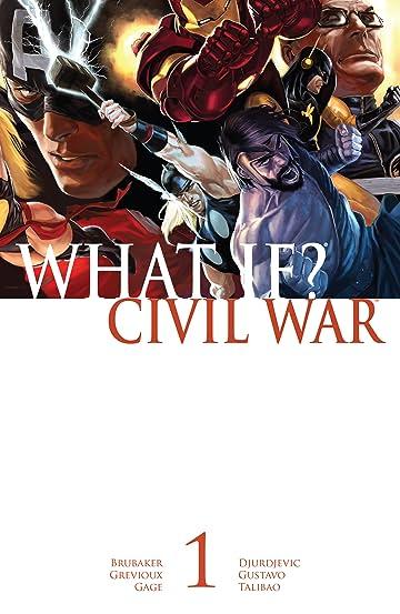 What If? Civil War (2007) No.1