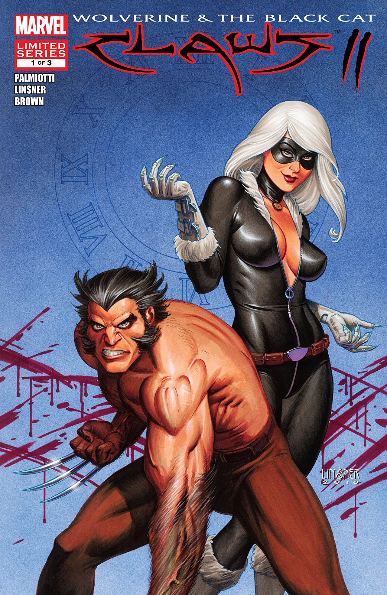 Wolverine & Black Cat: Claws 2 (2011) #1 (of 3)