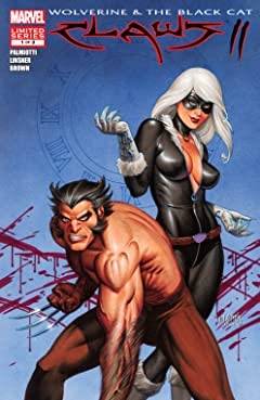 Wolverine & Black Cat: Claws 2 (2011) No.1 (sur 3)