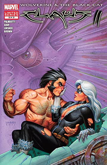 Wolverine & Black Cat: Claws 2 (2011) #3 (of 3)