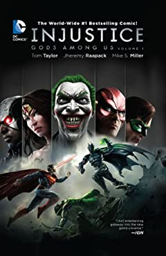 Injustice: Gods Among Us (2013) Tome 1