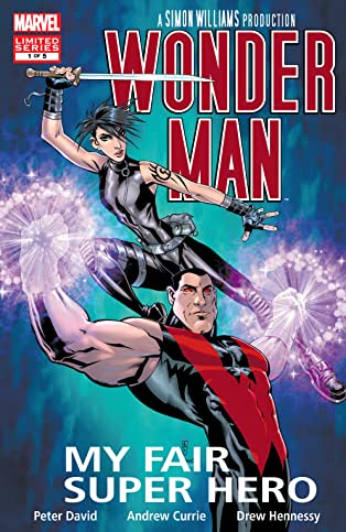 Wonder Man (2006-2007) #1 (of 5)