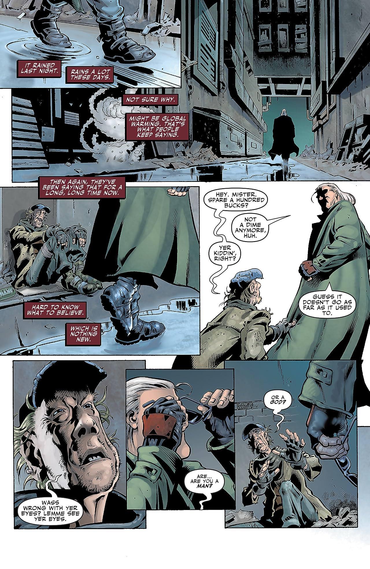 Wonder Man (2006-2007) #1 (of 5)