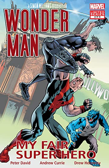 Wonder Man (2006-2007) #2 (of 5)