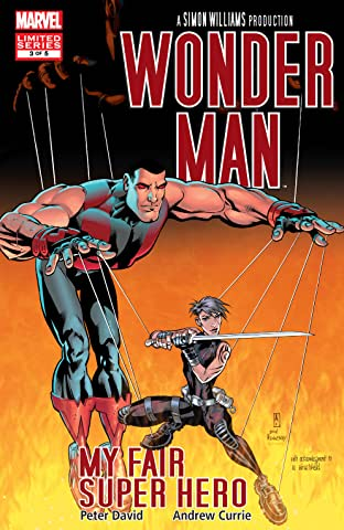 Wonder Man (2006-2007) #3 (of 5)