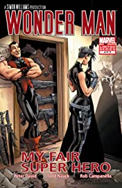Wonder Man (2006-2007) #4 (of 5)