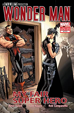 Wonder Man (2006-2007) #4 (of 5)