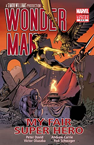 Wonder Man (2006-2007) #5 (of 5)