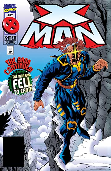 X-Man (1995-2001) #5