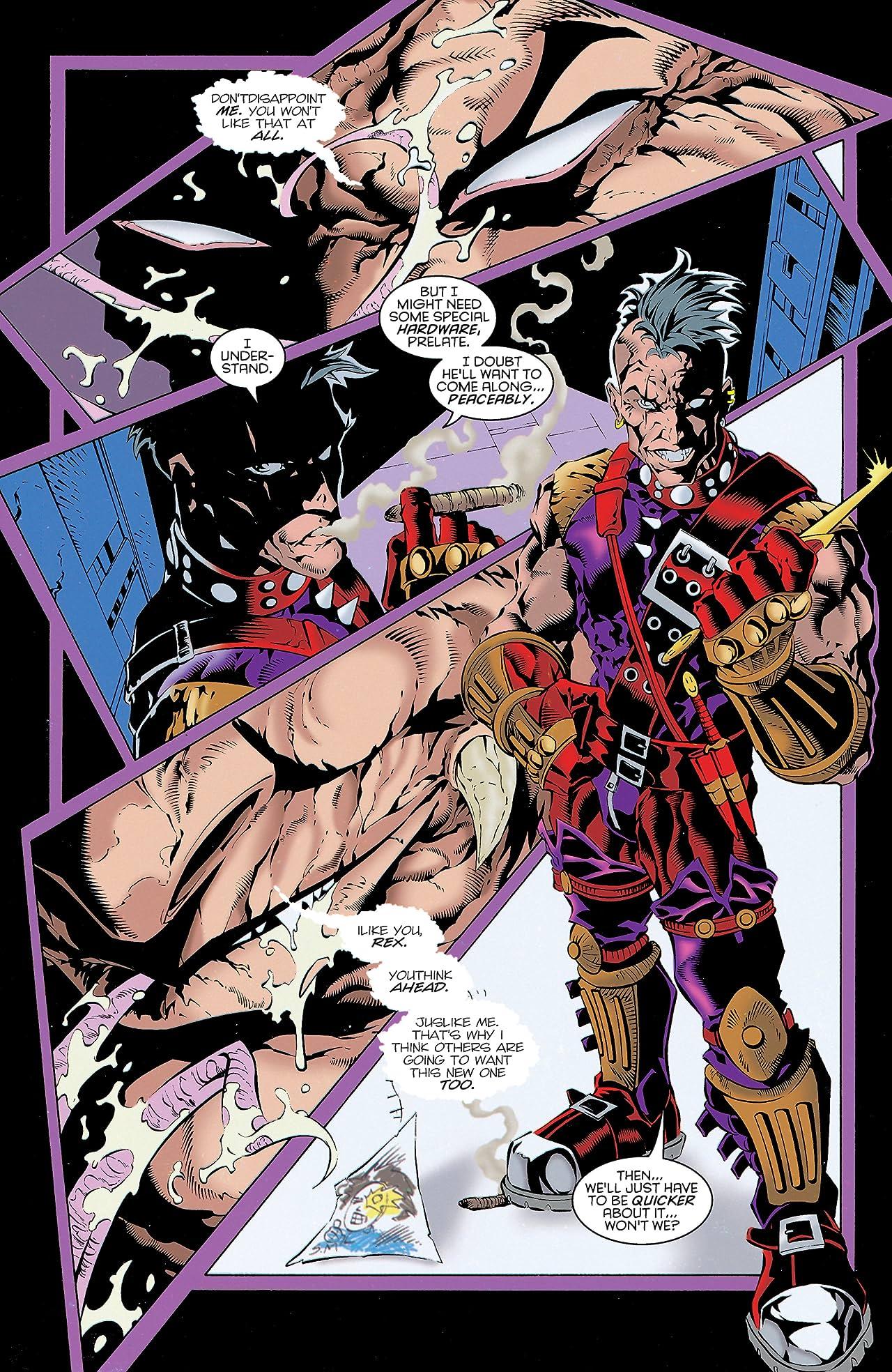 X-Man (1995-2001) #6