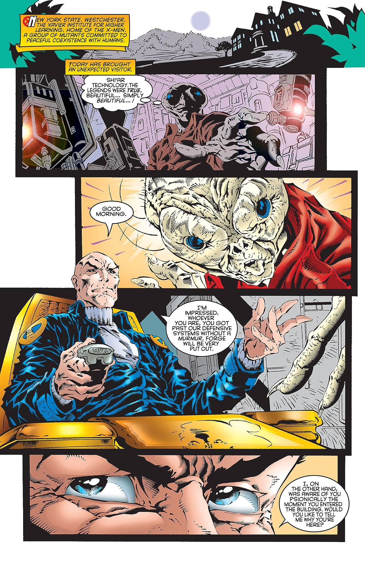 X-Man (1995-2001) #10