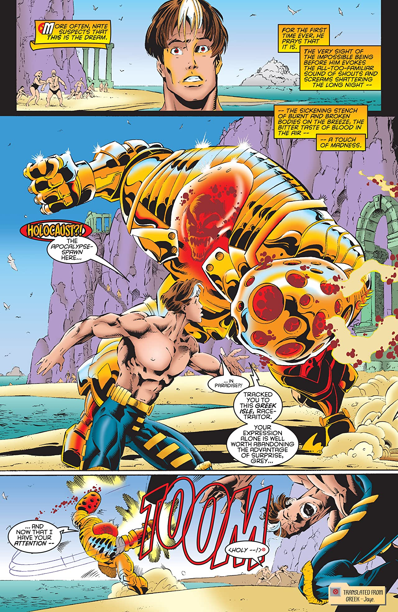 X-Man (1995-2001) #16