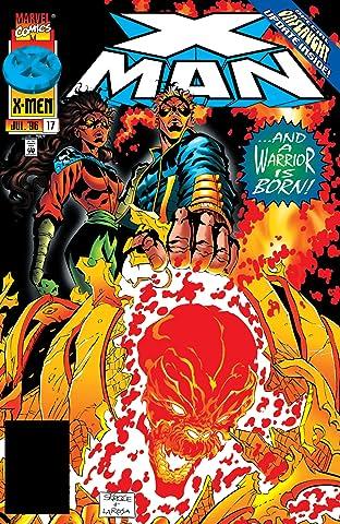 X-Man (1995-2001) #17