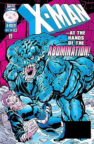 X-Man (1995-2001) #20