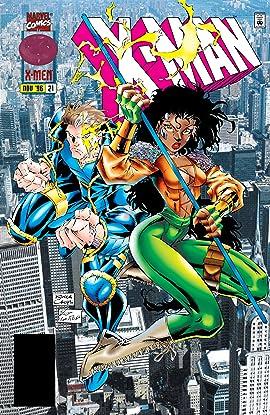 X-Man (1995-2001) #21