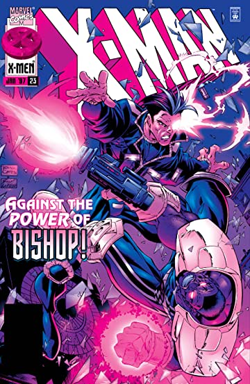X-Man (1995-2001) #23