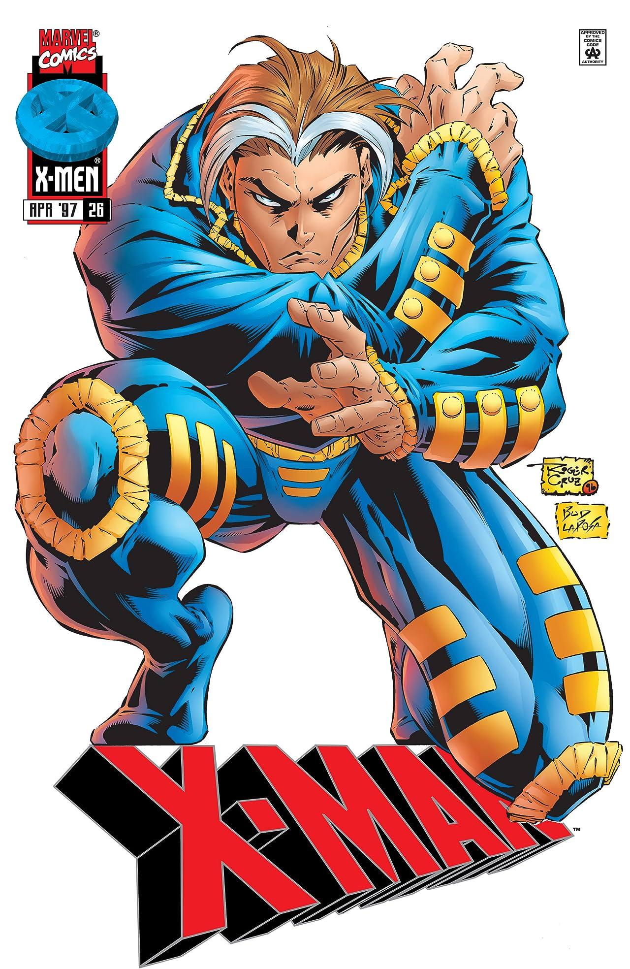 X-Man (1995-2001) #26