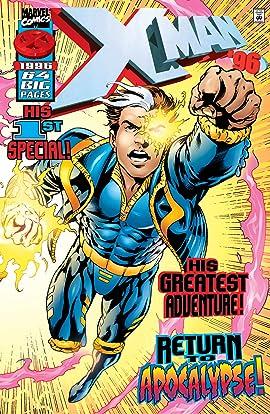 X-Man (1995-2001) Annual #1