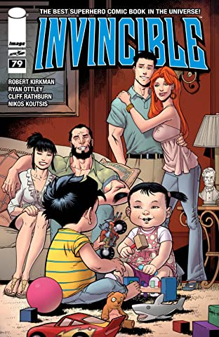 Invincible No.79
