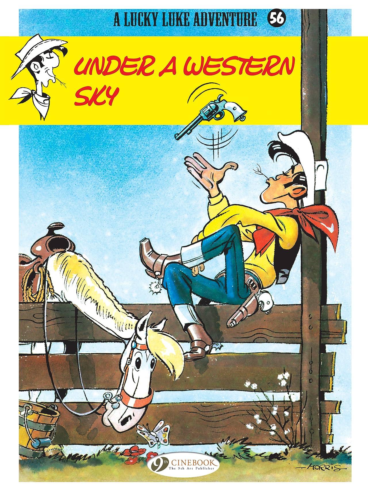 Lucky Luke Vol. 56: Under a Western Sky