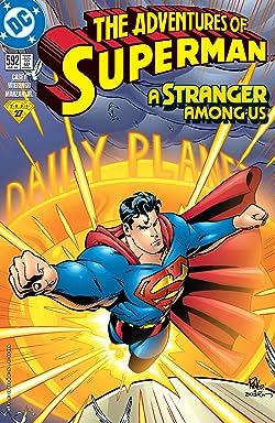 Adventures of Superman (1986-2006) #592