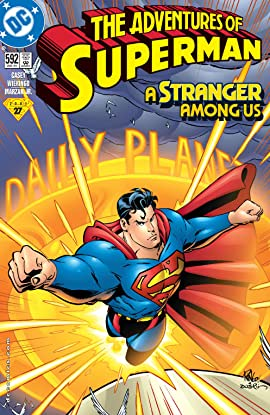 Adventures of Superman (1986-2006) #592