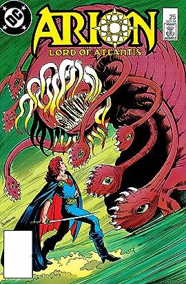 Arion, Lord of Atlantis (1982-1985) #25