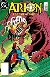 Arion, Lord of Atlantis (1982-1985) #25