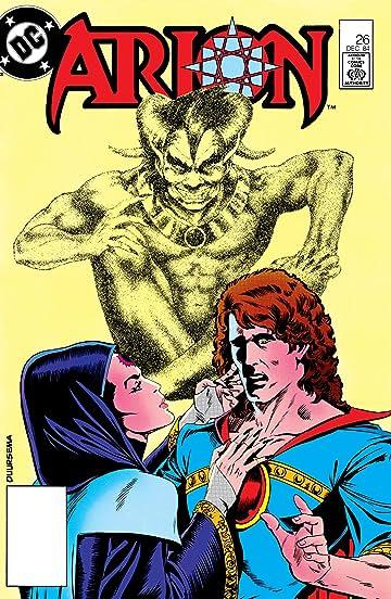 Arion, Lord of Atlantis (1982-1985) #26