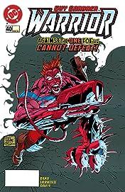 Guy Gardner: Warrior (1992-1996) #40