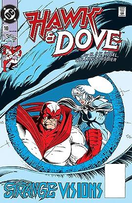 Hawk and Dove (1989-1991) No.10