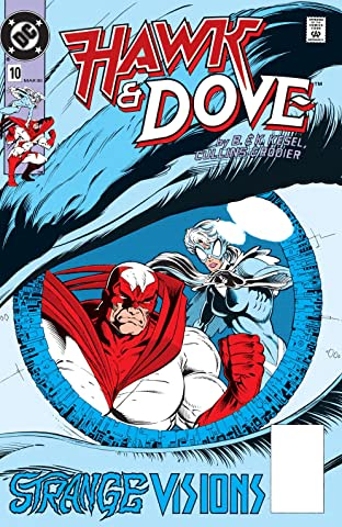 Hawk and Dove (1989-1991) #10