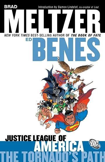 Justice League of America (2006-2011) Vol. 1: The Tornado's Path