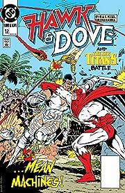 Hawk and Dove (1989-1991) #12