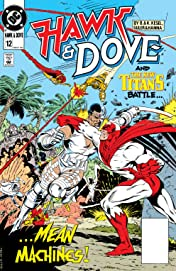 Hawk and Dove (1989-1991) #12