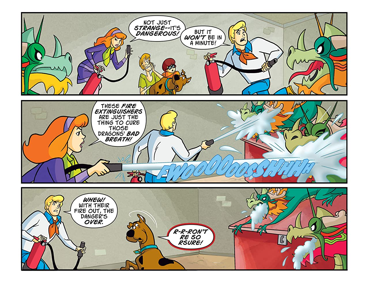 Scooby-Doo Team-Up (2013-) #51