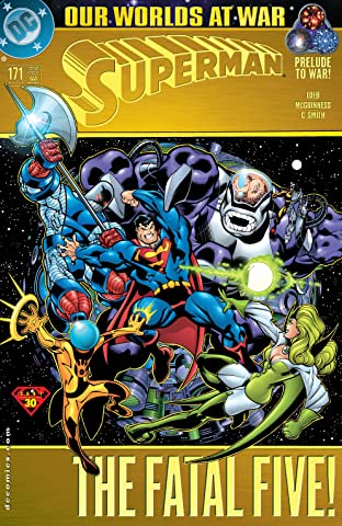 Superman (1987-2006) #171