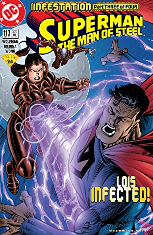 Superman: The Man of Steel (1991-2003) #113