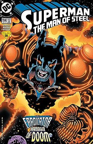 Superman: The Man of Steel (1991-2003) #114
