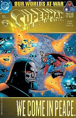 Superman: The Man of Steel (1991-2003) #115