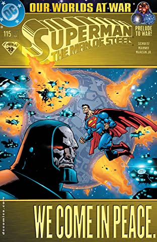 Superman: The Man of Steel (1991-2003) #115