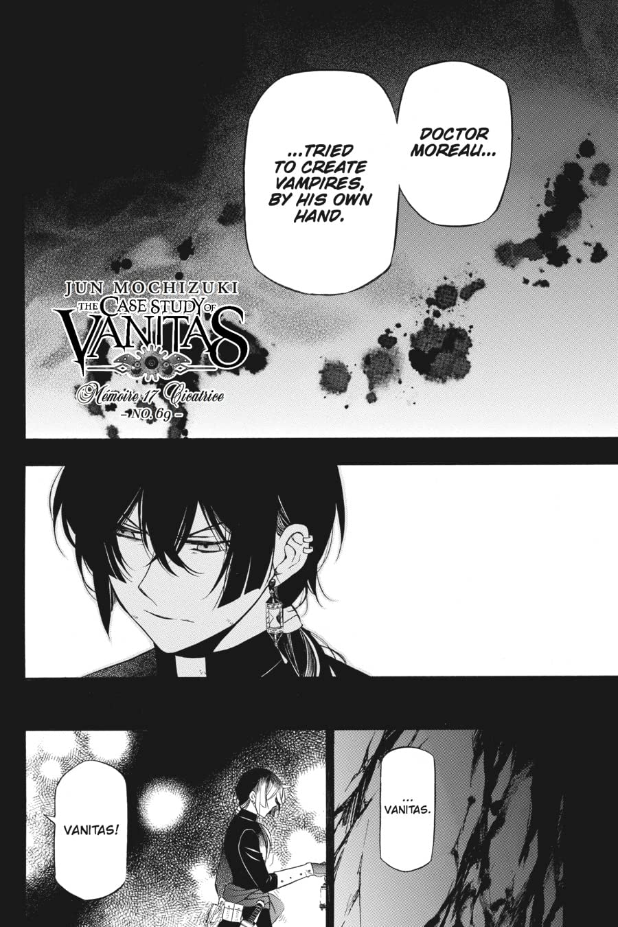The Case Study of Vanitas #17